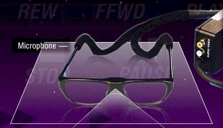 X Ray Vision Glasses See Through Clothes 115